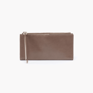 Hobo Ode Wallet - Gravel Vintage Hide