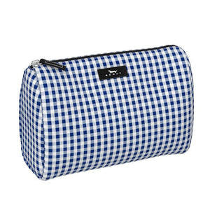 Scout Packin' Heat Makeup Bag - Brooklyn Checkham