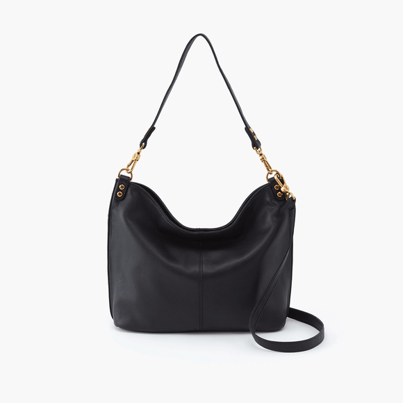Hobo Pier Crossbody Shoulder-Black