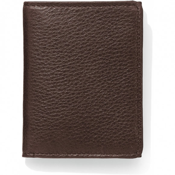 Brighton Jefferson Tri-Fold Wallet