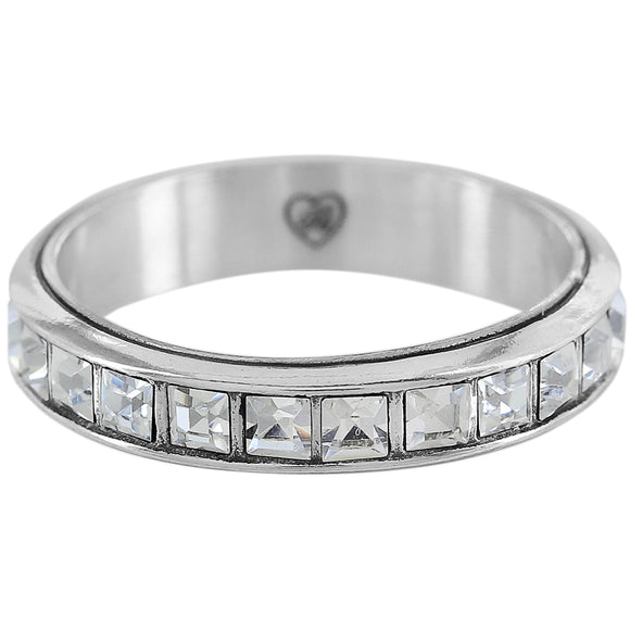 Brighton Eternal Stack Ring - Size 8
