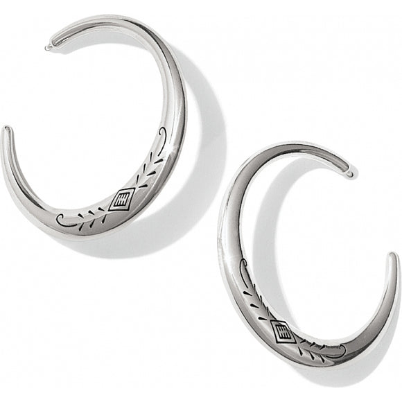 Brighton Marrakesh Large Hoop Earrings
