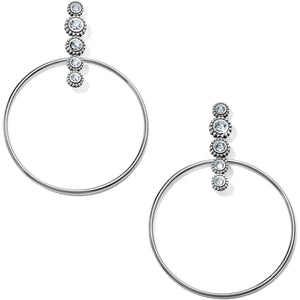 Brighton Twinkle Post Hoop Earrings