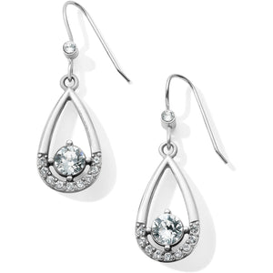 Brighton Majesty French Wire Drop Earrings