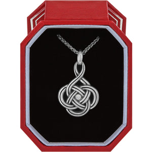 Brighton Interlok Petite Necklace Gift Box