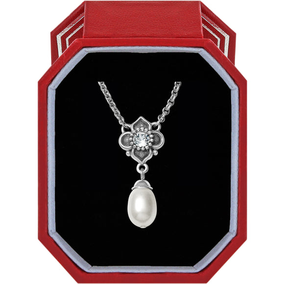 Brighton Alcazar Margaret Drop Necklace Gift Box