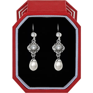 Brighton Alcazar Margaret French Wire Drop Earrings Gift Box
