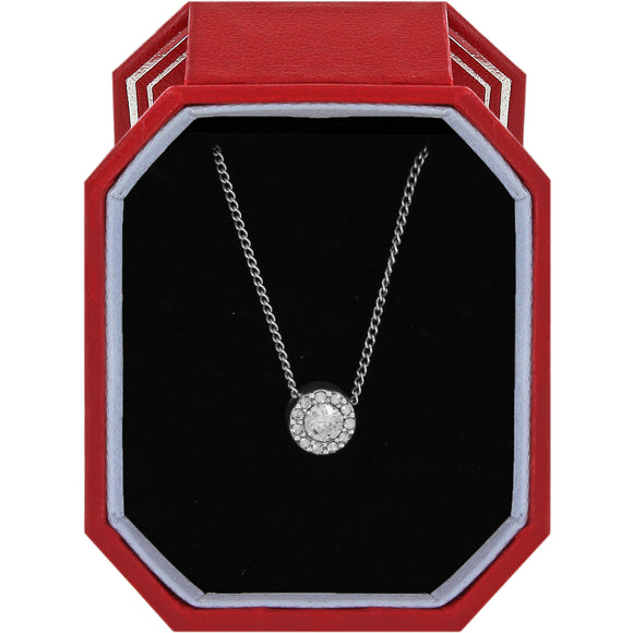 Brighton Illumina Solitaire Necklace Gift Box