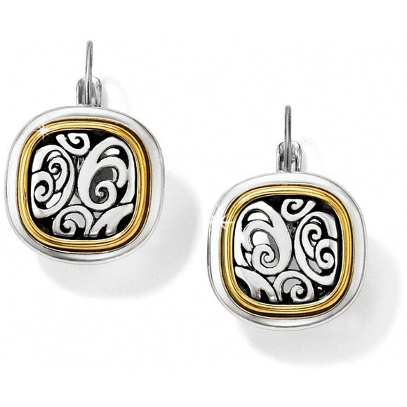 Brighton Spin Master Leverback Earrings