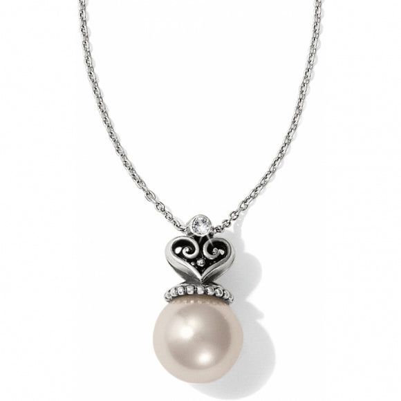 Brighton Alcazar Pearl Short Necklace