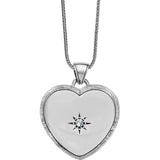 Brighton Bright Morning Star Locket Necklace