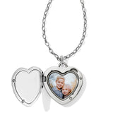Brighton Contempo Convertible Locket Necklace