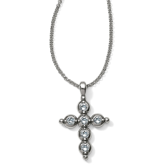 Brighton Light Of Life Cross Necklace
