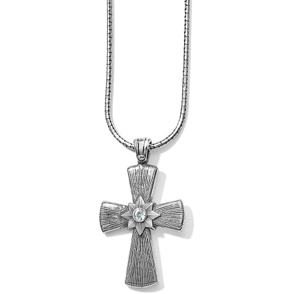 Brighton Precious Cross Necklace