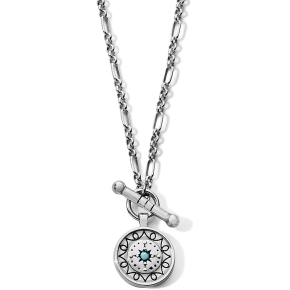 Brighton Marrakesh Mystique Short Toggle Necklace