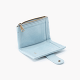 Hobo Ray Wallet - Whisper Blue Vintage Hide