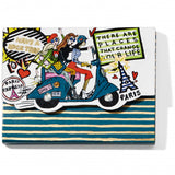 Brighton Travel Girls Notepad