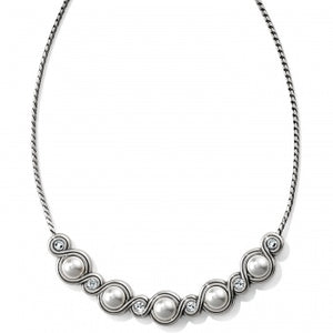 Brighton Infinity Pearl Necklace