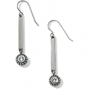 Brighton Twinkle Bar French Wire Earrings