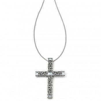 Brighton Baroness Cross Necklace
