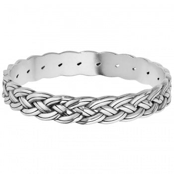 Brighton Interlok Woven Bangle