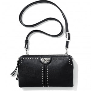 Brighton Pretty Tough Downtown Organizer - Black