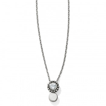 Brighton Twinkle Double Drop Necklace