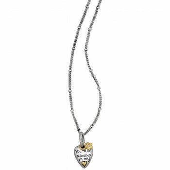Brighton In My Heart Petite Necklace