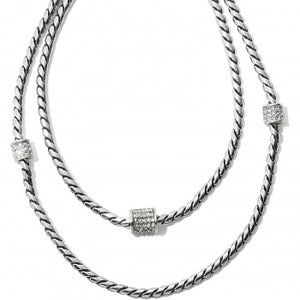 Brighton Meridian Equinox Double Necklace