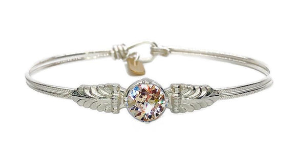 Earth Grace Clear Timeless Bracelet