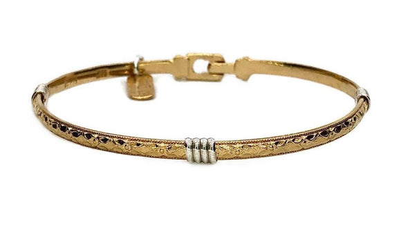 Earth Grace Gold Venus Bracelet