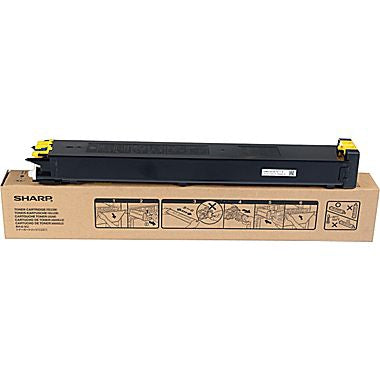 Sharp Electronics MX-2600N Yellow Toner Cartridge