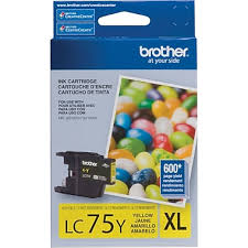 Brother HIGH YIELD INK CARTRIDGE,YL,Compatible models: DCP-J525W, DCP-J725DW, DC
