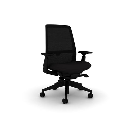 Haworth Soji Ergonomic Model - Black