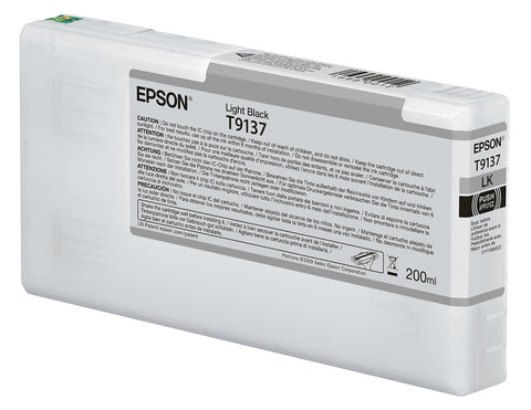 Epson Epson 913, Light Black Ink Cartridge (200ml)