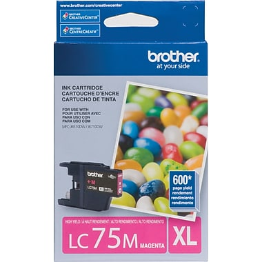 Brother HIGH YIELD INK CARTRIDGE,MG,Compatible models: DCP-J525W, DCP-J725DW, DC