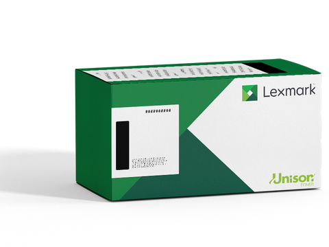 Lexmark Black Return Program Toner Cartridge (3000 Yield)