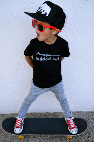 Always RADDED OUT Tee