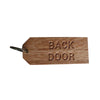 Back Door Key Ring