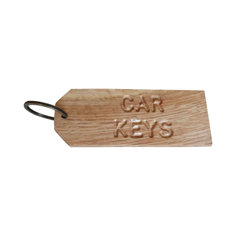 Car Keys Key Ring - Driving Test Present