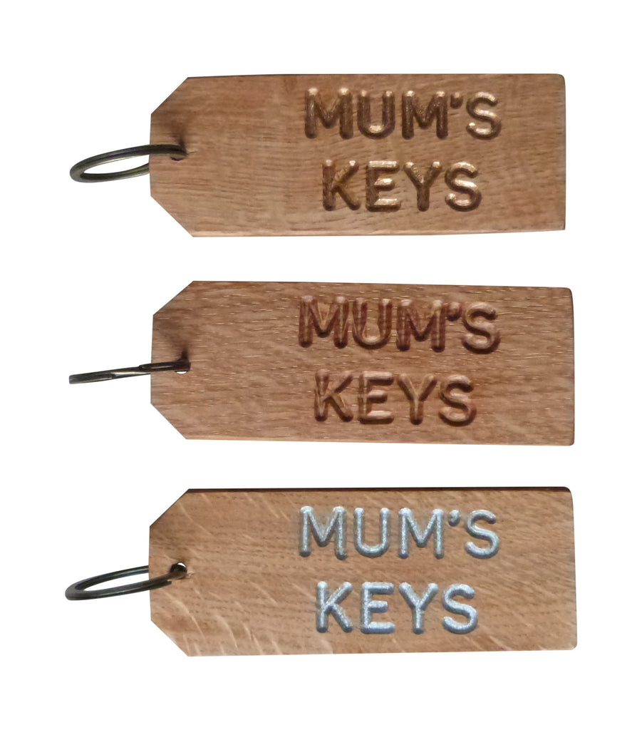 Mums's Keys Keyring - Mother's Day Gift