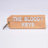 The Bloody Keys Keyring