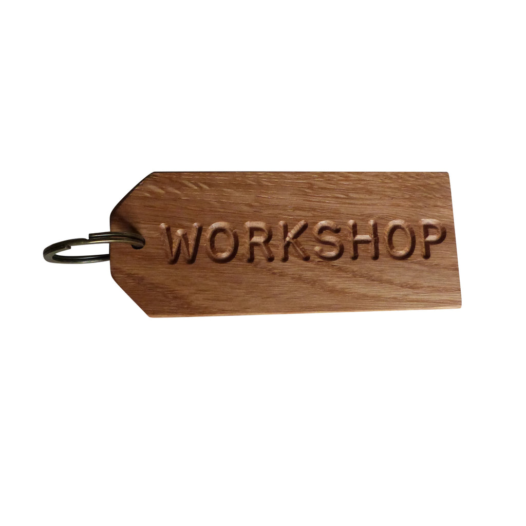 Workshop Keyring
