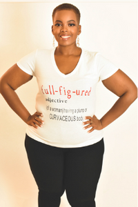 Full Figured Tee