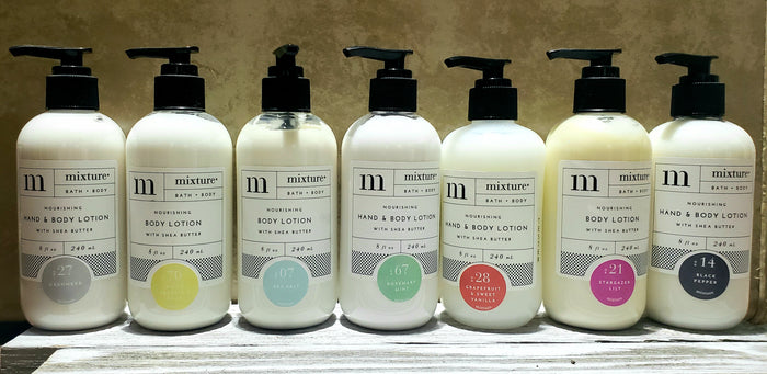 Mixture Shea Hand and Body Lotion