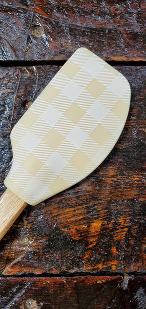 Farmhouse Silicone Spatula