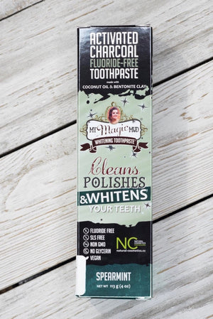 My Magic Mud Charcoal Toothpaste