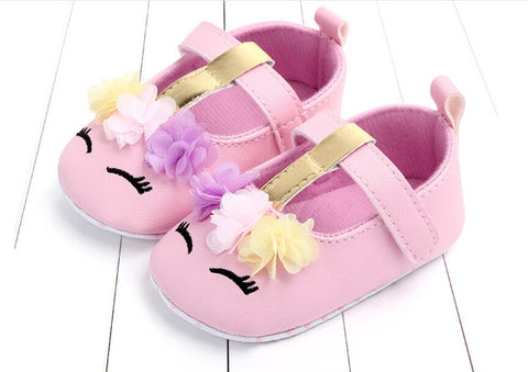 Baby Unicorn Shoes