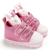 Pink Scratch Uniorn Shoes