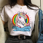 Strong Unicorn T Shirt